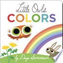 Little Owl s Colors Book PDF