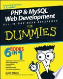 """""""PHP and MySQL Web Development All-in-One Desk Reference For Dummies"""" by Janet Valade, Tricia Ballad, Bill Ballad"""