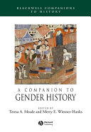 A Companion to Gender History [Pdf/ePub] eBook