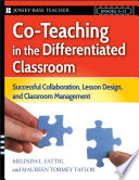 Co Teaching in the Differentiated Classroom