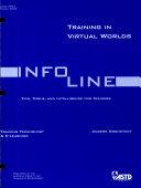 Training in Virtual Worlds