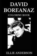 David Boreanaz Coloring Book