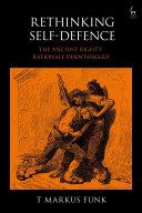 Rethinking Self-Defence