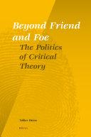 Beyond Friend and Foe