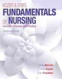 Cover of Kozier and Erb's Fundamentals of Nursing