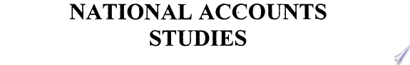 Fiji s National Accounts Statistics