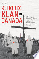 The Ku Klux Klan in Canada