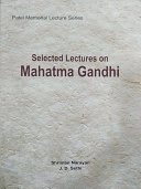 PMLS   Selected Lectures on Mahatma Gandhi