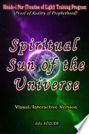 Spiritual Sun Of The Universe Visual Interactive Book