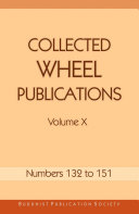 Collected Wheel Publications Volume X