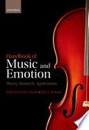 Handbook of Music and Emotion