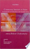 Communal Identity in India