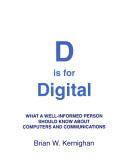 D is for Digital