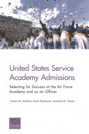 Air Force Academy Admissions