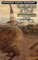 Neo Melanesian English Concise Dictionary