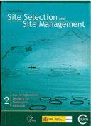 Aquaculture Site Selection and Site Management