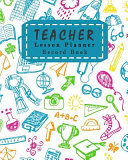Teacher Lesson Planner Record Book