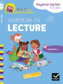 Chouette maternelle Activités de lecture Moyenne Section [Pdf/ePub] eBook