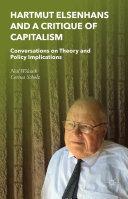 Hartmut Elsenhans and a Critique of Capitalism Pdf/ePub eBook