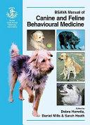 BSAVA Manual of Canine and Feline Behavioural Medicine Book