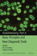 Autoimmunity  Part A Book