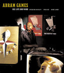 Cover image of Abram Games : His life and Work
