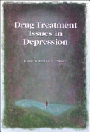Drug Treatment Issues in Depression Book
