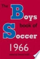 Boys Book of Soccer 1966