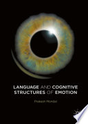 Language and Cognitive Structures of Emotion