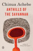 Anthills of the Savannah ebook