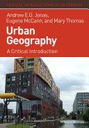 Urban Geography Pdf/ePub eBook