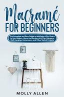 Macram   for Beginners
