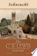 Sehnsucht  The C  S  Lewis Journal Book PDF