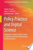 Policy Practice And Digital Science Book PDF