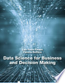 Data Science for Business and Decision Making Book PDF