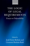 The Logic of Legal Requirements