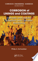 Corrosion of Linings   Coatings Book