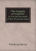 The tragedy of tragedies Pdf/ePub eBook
