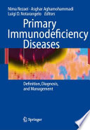 Primary Immunodeficiency Diseases Book