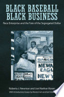 Black Baseball  Black Business Book