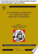 23 European Symposium on Computer Aided Process Engineering