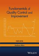 Fundamentals of Quality Control and Improvement [Pdf/ePub] eBook