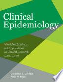 Clinical Epidemiology Book