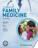 Textbook of Family Medicine Book