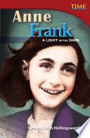 Anne Frank  A Light in the Dark 6 Pack Book PDF