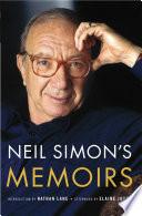 """""""Neil Simon's Memoirs"""" by Neil Simon"""