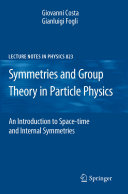 Symmetries and Group Theory in Particle Physics