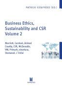 Business Ethics, Sustainability and CSR Pdf/ePub eBook