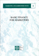 Basic Finance for Marketers