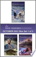 Harlequin Love Inspired Suspense October 2021 - Box Set 1 of 2